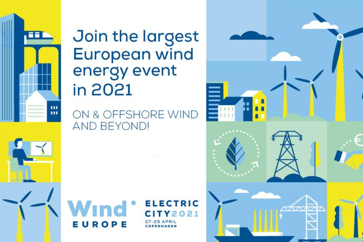 Wind Europe Electric City